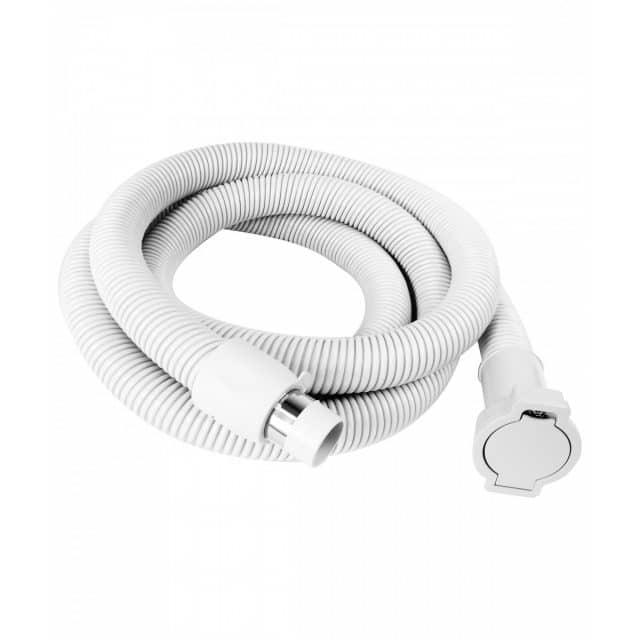 central vacuum extension hose