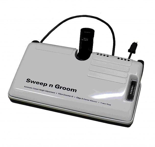 central vacuum power head