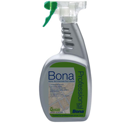 BONA PROFESSIONAL Stone, Tile & Laminate Floor 32 OZ. SPRAY