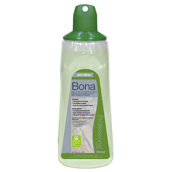 Bona Pro Series Stone, Tile & Laminate Floor Cleaner Refill Cartridge 34OZ