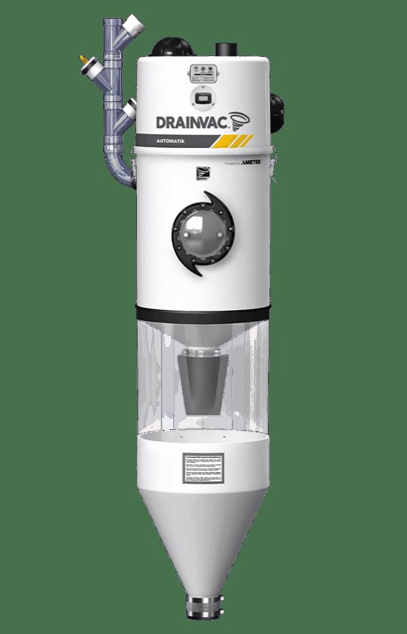 Drainvac vacuum