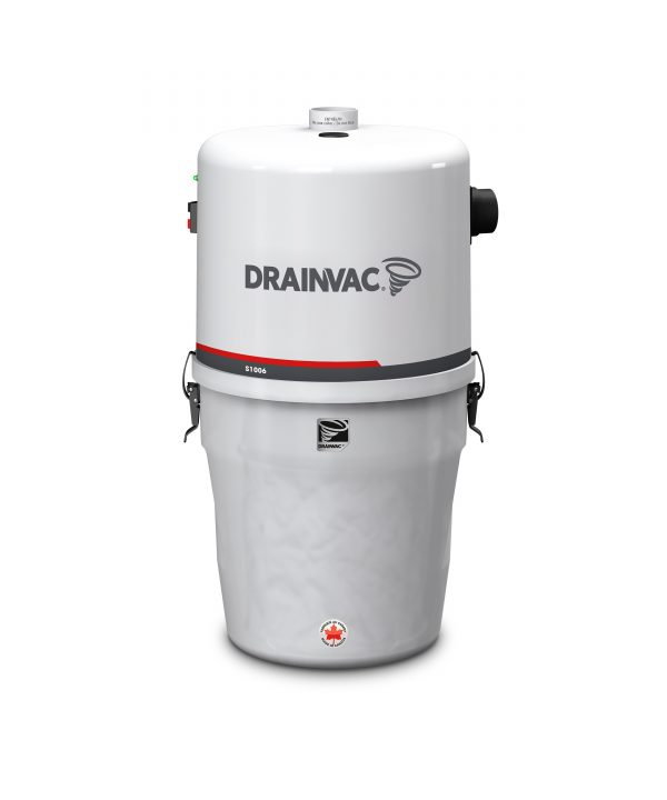 DrainVac S1006 residential central vacuum