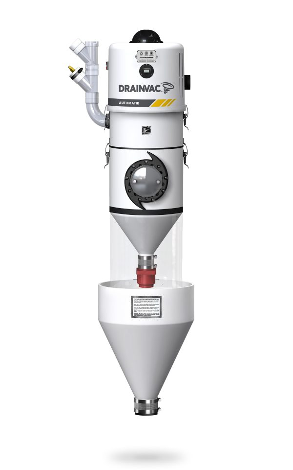 commercial wet and dry central vacuum