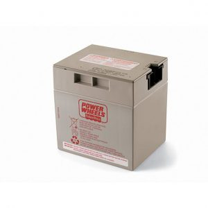 Power Wheels® 12 Volt Rechargeable Battery