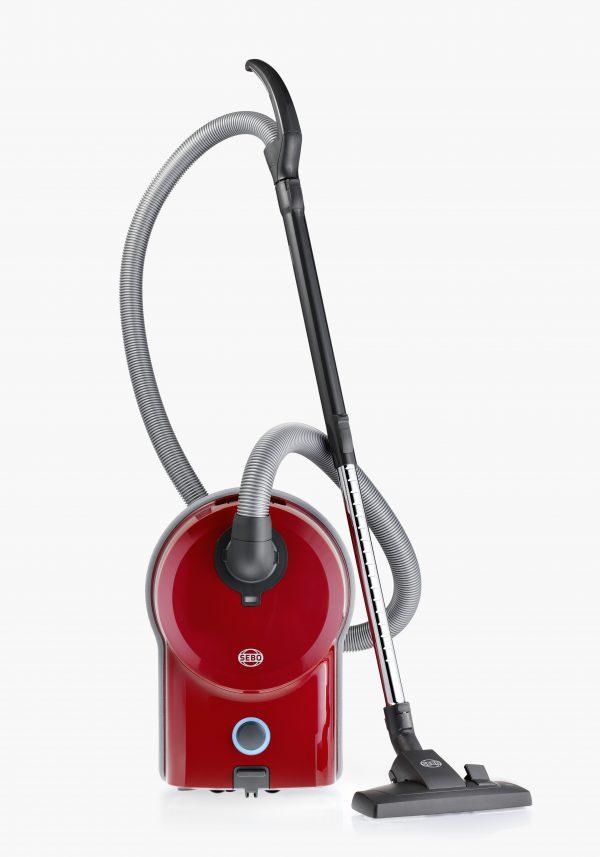SEBO AIRBELT D4 Premium Red no power