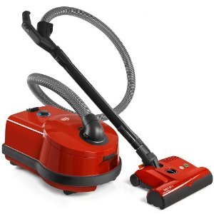 Sebo Airbelt D4 Premium Red complete