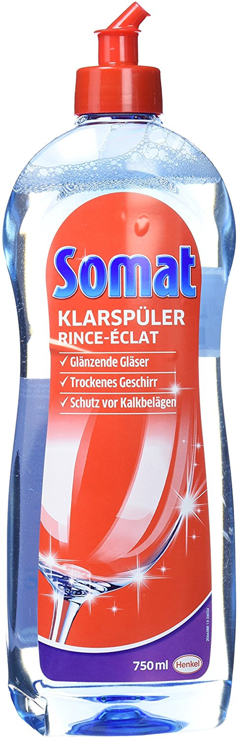 Somat Dishwasher Rinse Aid 750 mL