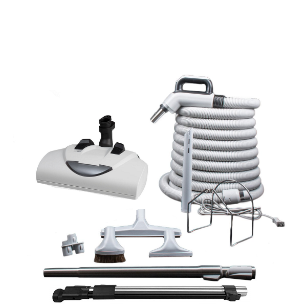 central vacuum attachments