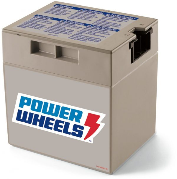 fisher price 12 volt battery