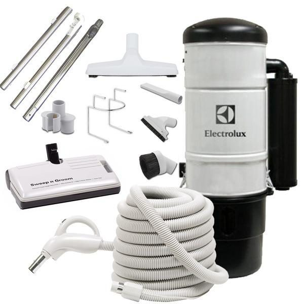 electrolux package