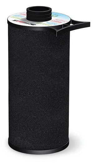 central vacuum hepa filter