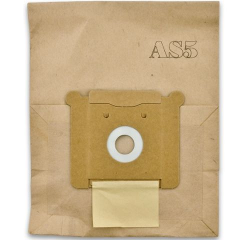 Ghibli AS5 commercial vacuum paper bags