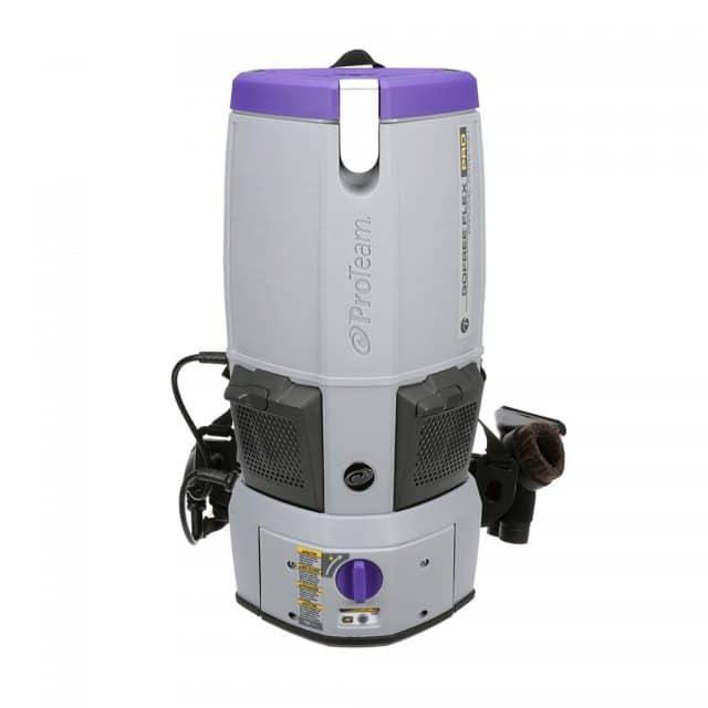 Proteam GoFree Flex Pro, 6 qt commercial backpack vacuum