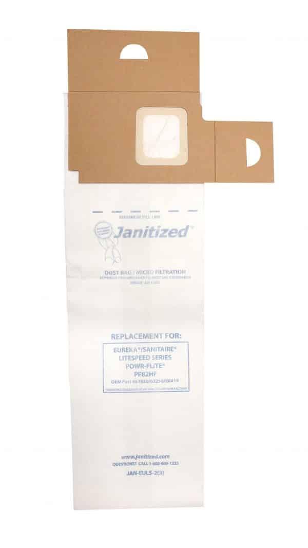 Sanitaire LS upright vacuum bags