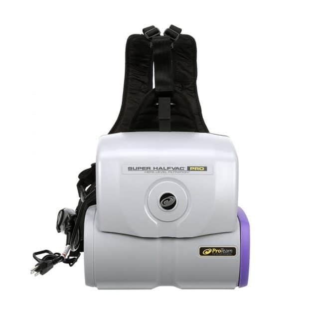 Proteam Super HalfVac Pro, 6 qt commercial backpack vacuum
