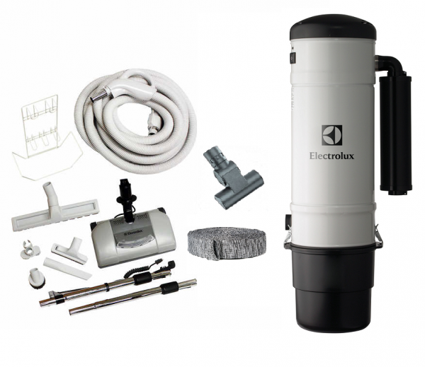 electrolux central vacuum package