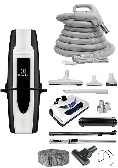 Electrolux Elx650 Complete Electric Package The Vacuum