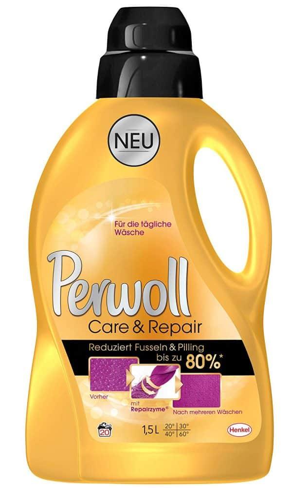 perwoll laundry detergent