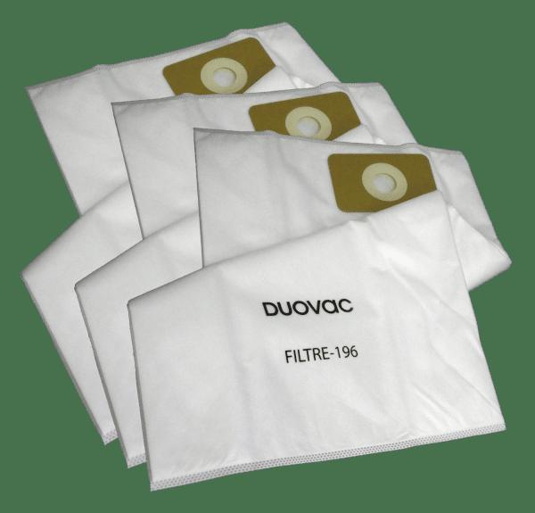 Husky DuoVac Central Vacuum bags