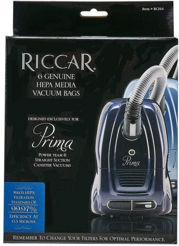 riccar vacuum bags
