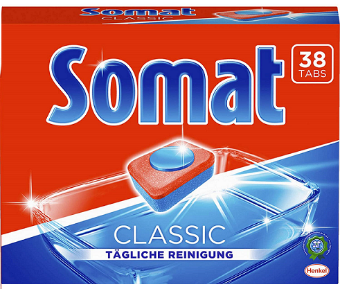 somat dishwasher tablets