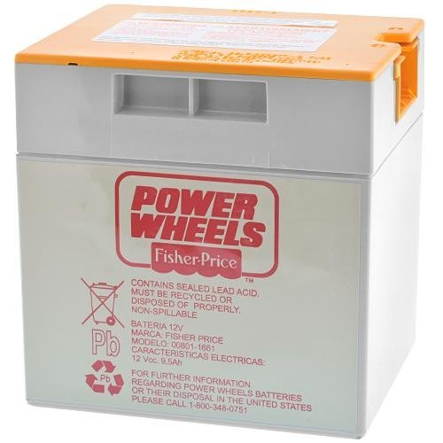 power wheels battery