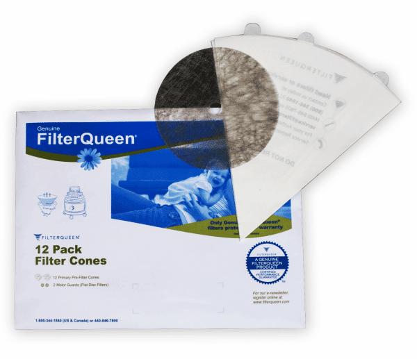 filter queen vacuum bags